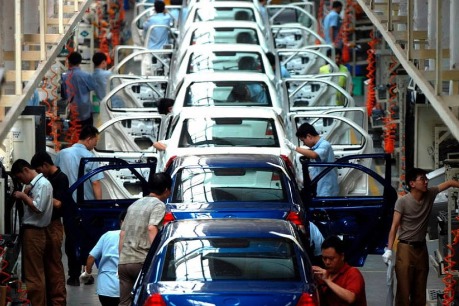 Chinese Car Market To Hit 35 Million Sales A Year By 2025 1
