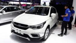 FAW At Shanghai Auto Show 2017 30