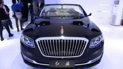 FAW At Shanghai Auto Show 2017 57