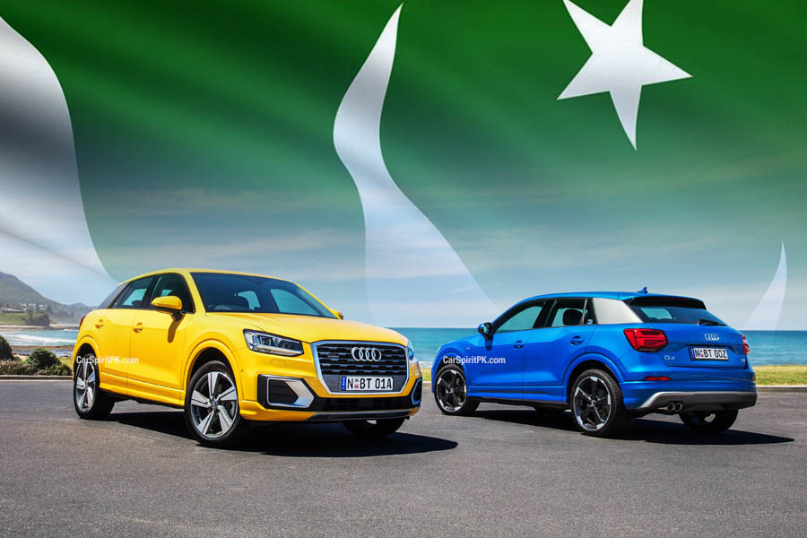 Audi Launches the Q2 Compact SUV in Pakistan 8