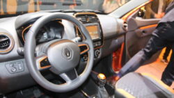 Renault Kwid for Brazil Gets Structural Changes To Make It Safer 6