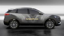 FAW Teases the R9 SUV For Shanghai Auto Show 2017 1