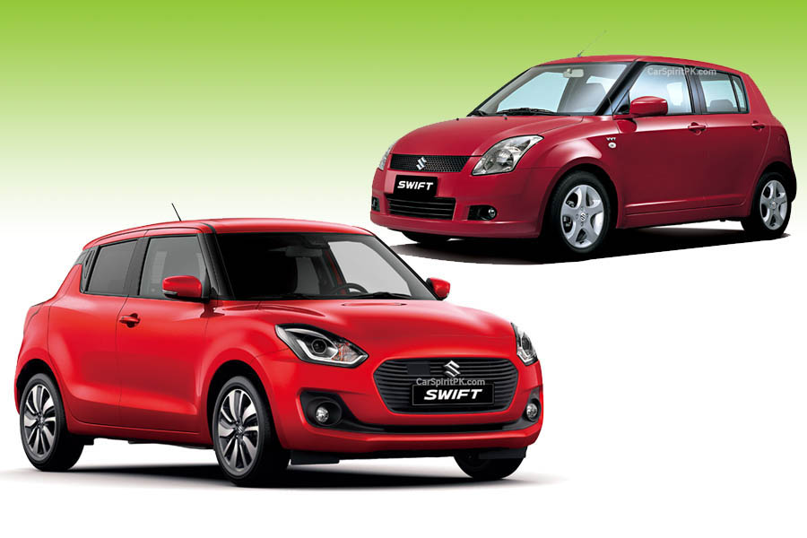 Fourth Generation Suzuki Swift Launched- Pakistan Still Gets the Second Generation 6