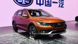 FAW At Shanghai Auto Show 2017 13