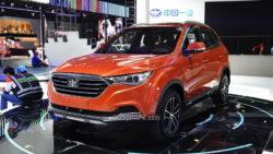 FAW At Shanghai Auto Show 2017 43