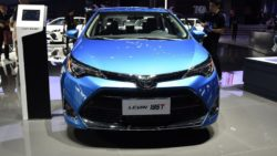 Toyota Levin Facelift At Shanghai Auto Show 2017 1