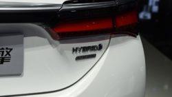 Toyota Corolla Facelift At Shanghai Auto Show 2017 21