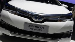 Toyota Corolla Facelift At Shanghai Auto Show 2017 15