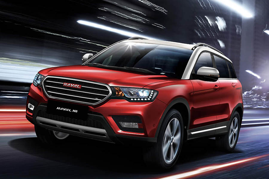 7 Chinese Cars With Sales Exceeding 1 Million Units 2