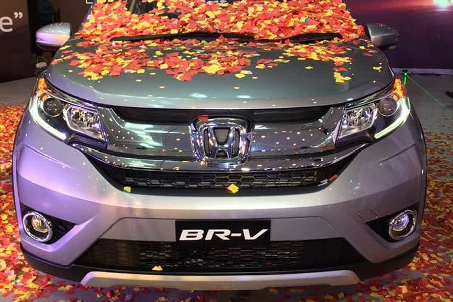 Honda BR-V Launched in Pakistan 9