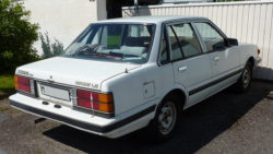 Daihatsu Charmant- A Reliable Sedan of the 1980s 3