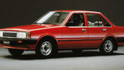 Daihatsu Charmant- A Reliable Sedan of the 1980s 7