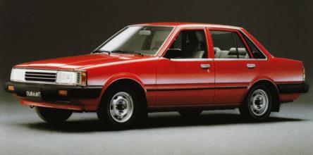 Daihatsu Charmant- A Reliable Sedan of the 1980s 4