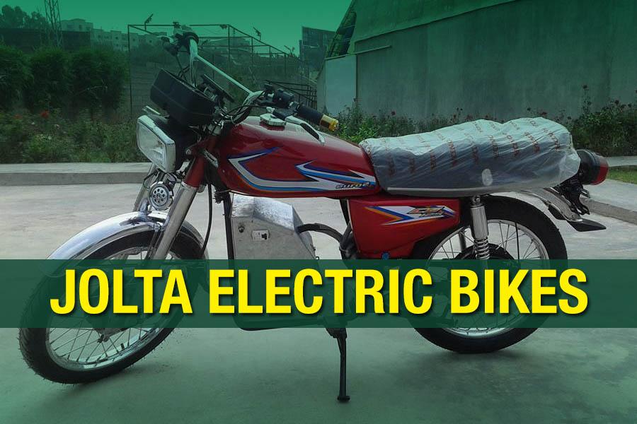Jolta Electric Bikes in Pakistan 6