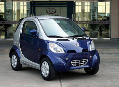 All You Need to Know About the Super Power E-Car 12
