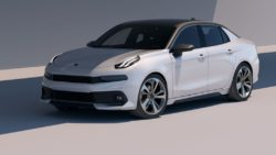 Geely Launches The Lynk & Co 03 Concept at Shanghai Auto Show 7