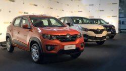 Renault Kwid for Brazil Gets Structural Changes To Make It Safer 2