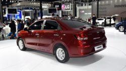 KIA Premiered the Pegas Sedan at Shanghai Auto Show 4