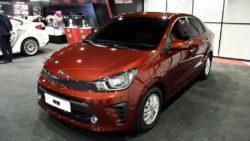 KIA Premiered the Pegas Sedan at Shanghai Auto Show 5