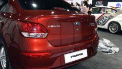 KIA Premiered the Pegas Sedan at Shanghai Auto Show 8