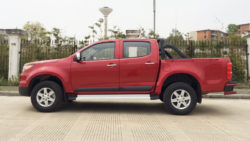 FAW T340 Pickup Might Be Launched in Pakistan 6