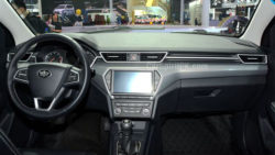 FAW A50 Sedan and CX65 Wagon Unveiled 6