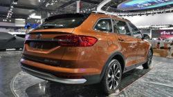 FAW A50 Sedan and CX65 Wagon Unveiled 9