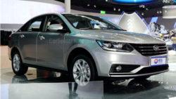 FAW A50 Sedan and CX65 Wagon Unveiled 1