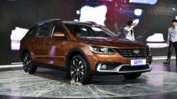FAW A50 Sedan and CX65 Wagon Unveiled 8