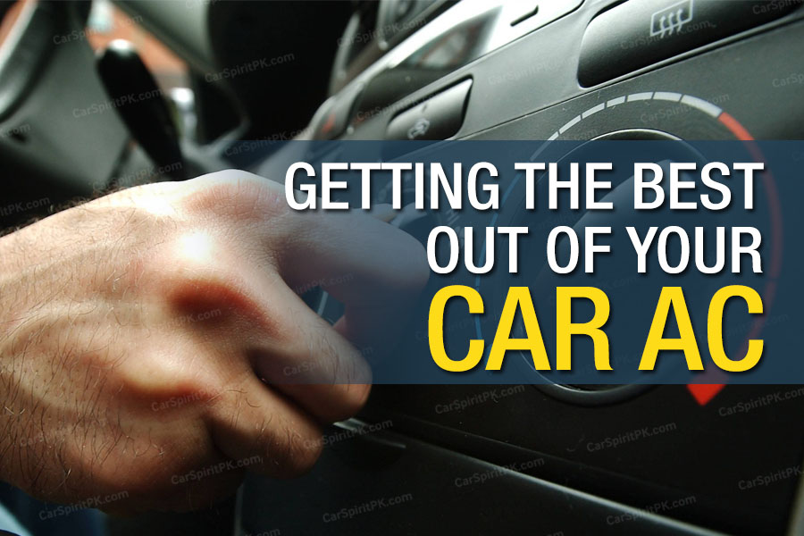 Guide: Getting the Best Out of Your Car's AC 5