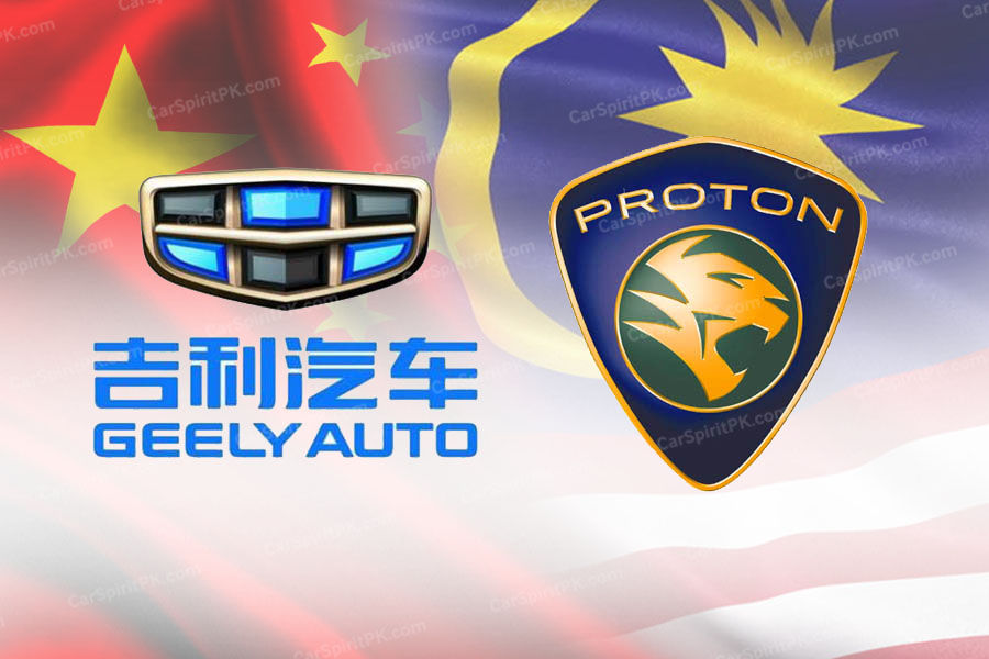 China's Geely Acquires Controlling Stake in Proton 1