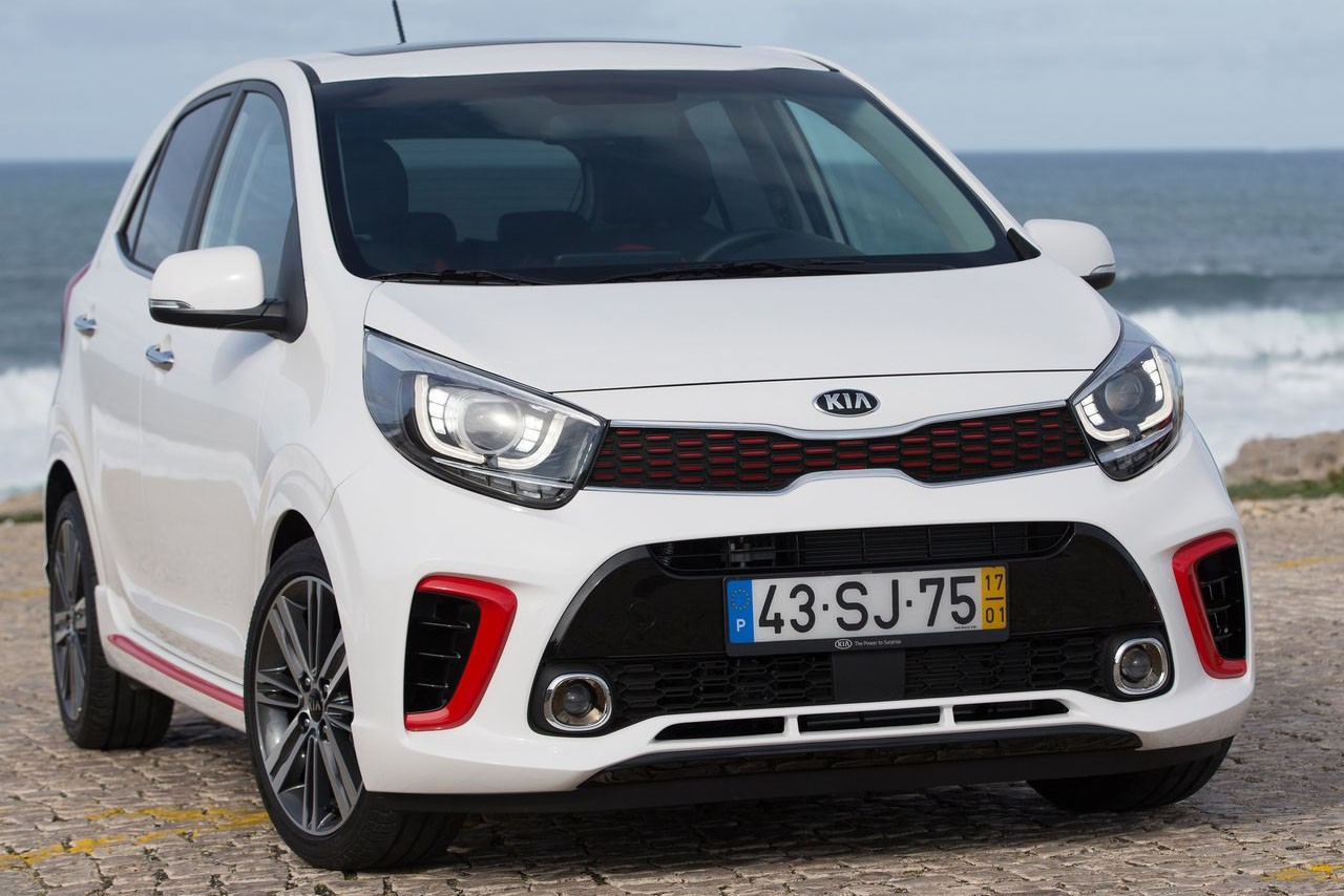 Kia Picanto GT-Line Could Be the Cheapest Performance Car in the World 3