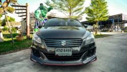 Suzuki Ciaz Gets Amotriz Body Kit in Thailand- Facelift to Arrive Soon 3