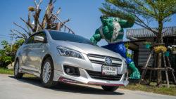 Suzuki Ciaz Gets Amotriz Body Kit in Thailand- Facelift to Arrive Soon 6