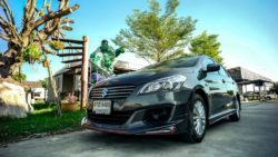 Suzuki Ciaz Gets Amotriz Body Kit in Thailand- Facelift to Arrive Soon 4
