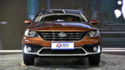 FAW A50 Sedan and CX65 Wagon Unveiled 7