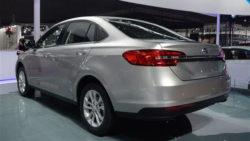 FAW A50 Sedan and CX65 Wagon Unveiled 4