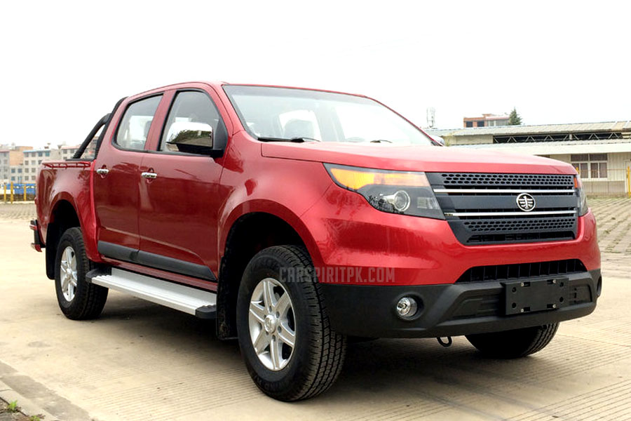 FAW T340 Pickup Might Be Launched in Pakistan 2