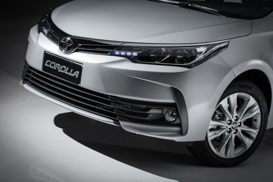 Toyota Corolla 1.3L Prices Revised- Facelift to Arrive in August 2017 6
