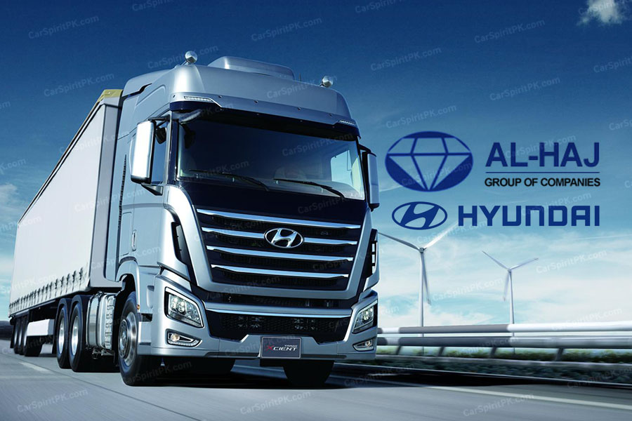 Hyundai and Al-Haj Group to Produce Heavy Commercial Vehicles 6
