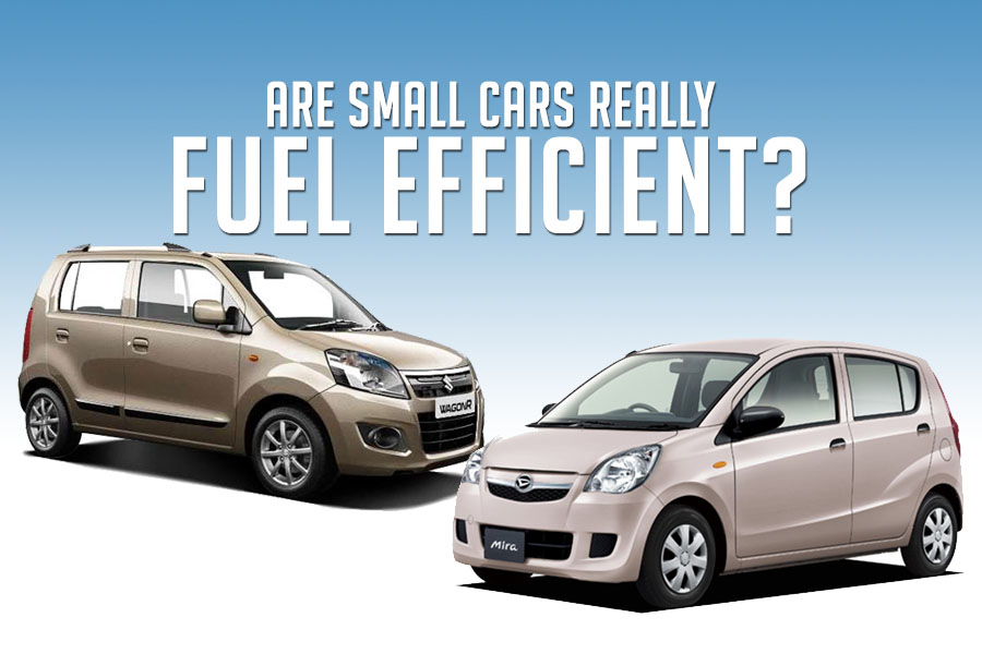 Smaller Cars Aren't Always Fuel-Efficient 2