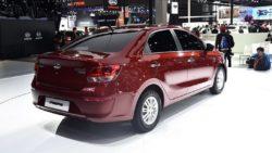 KIA Premiered the Pegas Sedan at Shanghai Auto Show 3