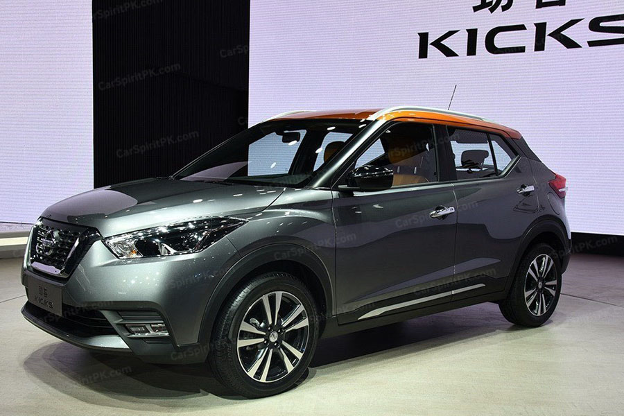 Nissan All Set to Launch the Kicks SUV in China 3