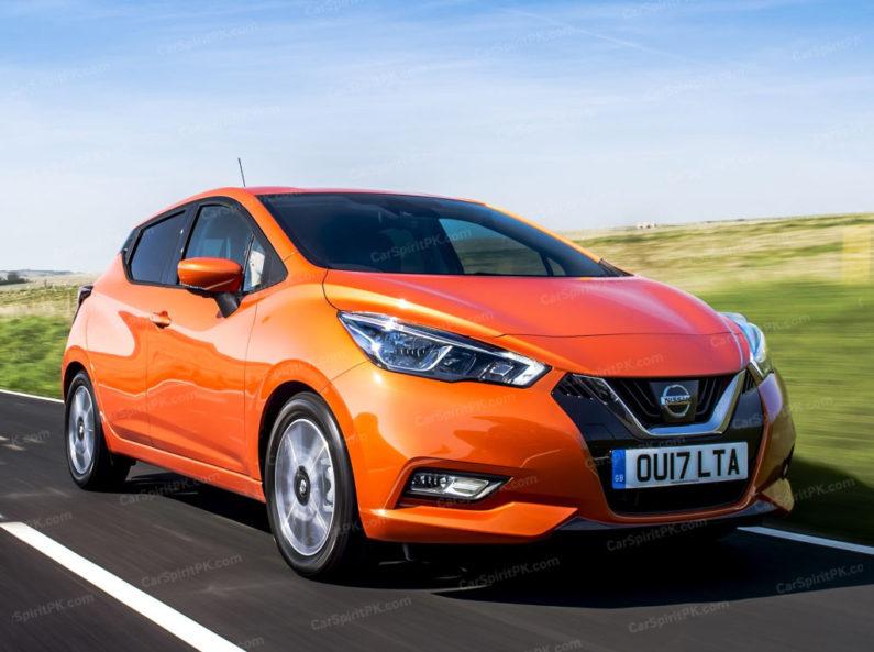 Nissan Micra Gets 1.0 liter Engine in UK 2
