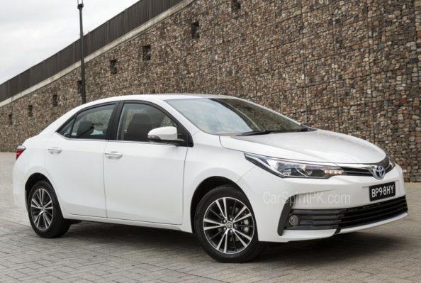 2017 Toyota Corolla- New (Facelift) vs Old 4