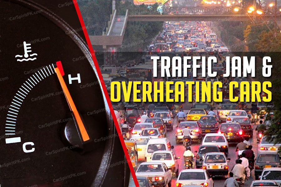 How to Prevent Cars From Overheating in Traffic Jams 4