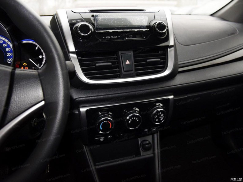 Toyota to Launch Yaris Sedan in Asian Markets 12