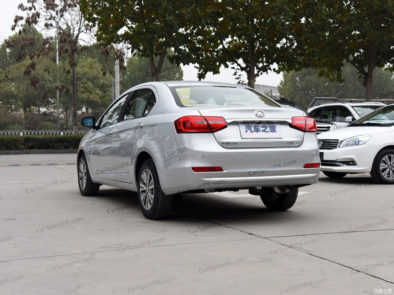 Great Wall C30- The Perfect Low-Budget Sedan 4