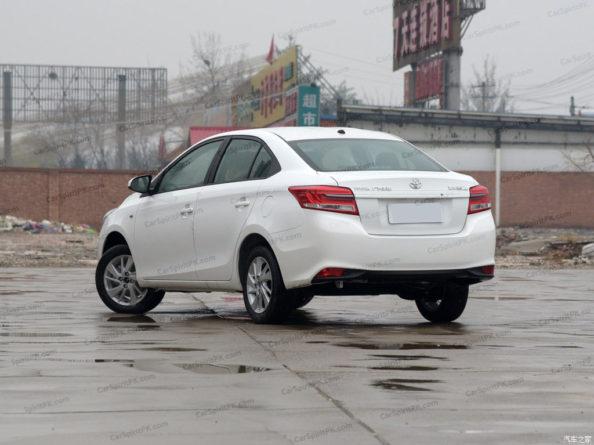 Toyota to Launch Yaris Sedan in Asian Markets 16