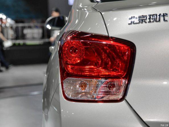 Hyundai Reina Sedan Unveiled 7